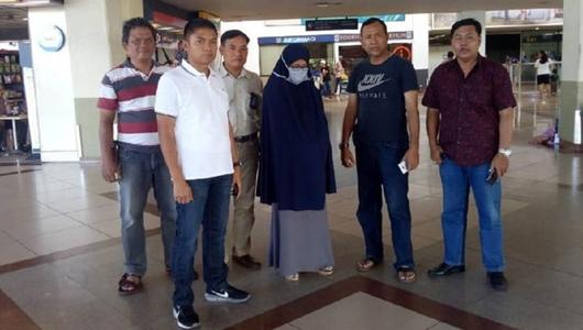 Terindikasi Radikal, Perempuan Asal Malut Diamankan di Bandara Juanda