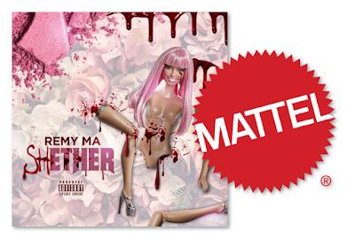 Remy Ma Sendo Sued Mattel Barbie Nicki Minaj