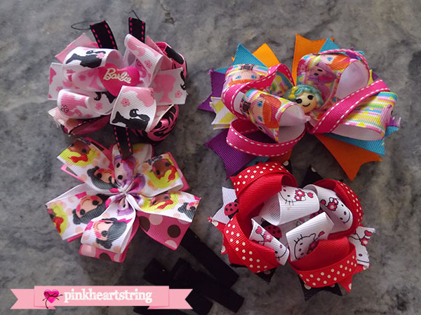 Hailey's Fab Bows Facebook