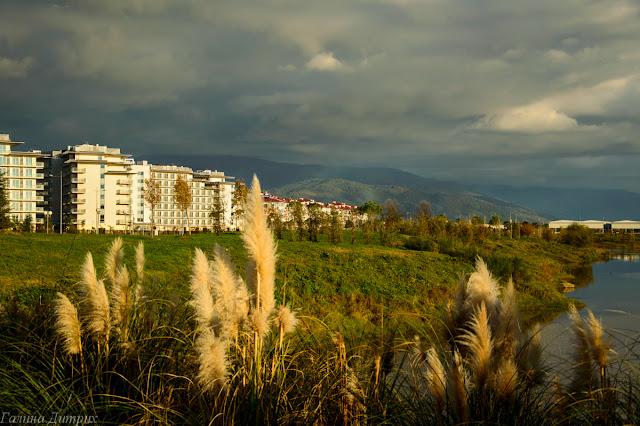 Азимут отель Сочи