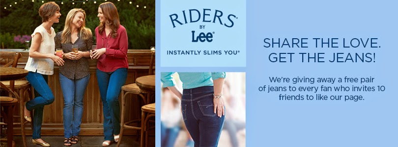 Free Riders Jeans by Lee