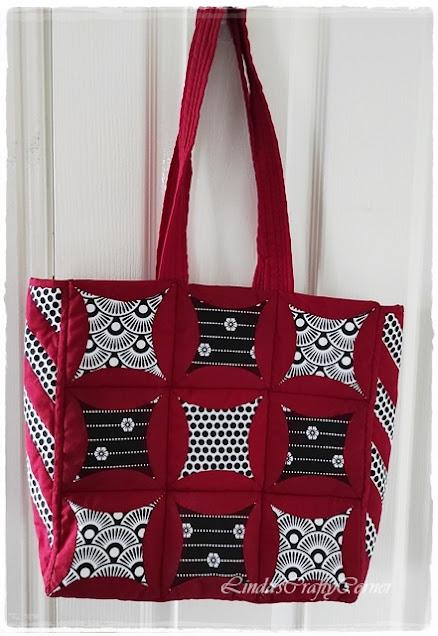 patchwork bag handmade