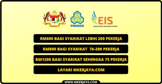 Program Subsidi Upah 2.0 PERKESO Pakej Prihatin PKS