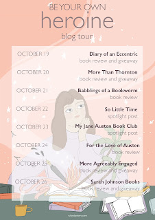 Blog Tour: Be Your Own Heroine by Sophie and Charlotte Andrews
