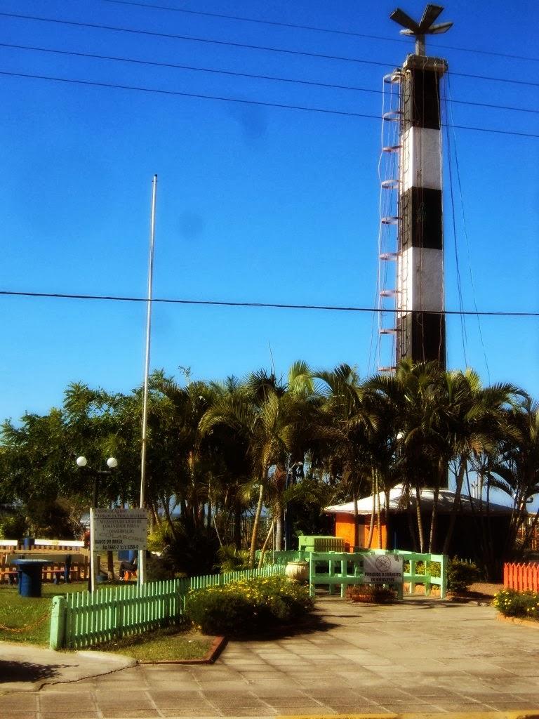Praça do Farol, Capão da Canoa