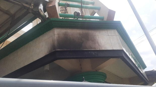 Begini Kondisi Masjid di Cengkareng Usai Pelemparan Molotov