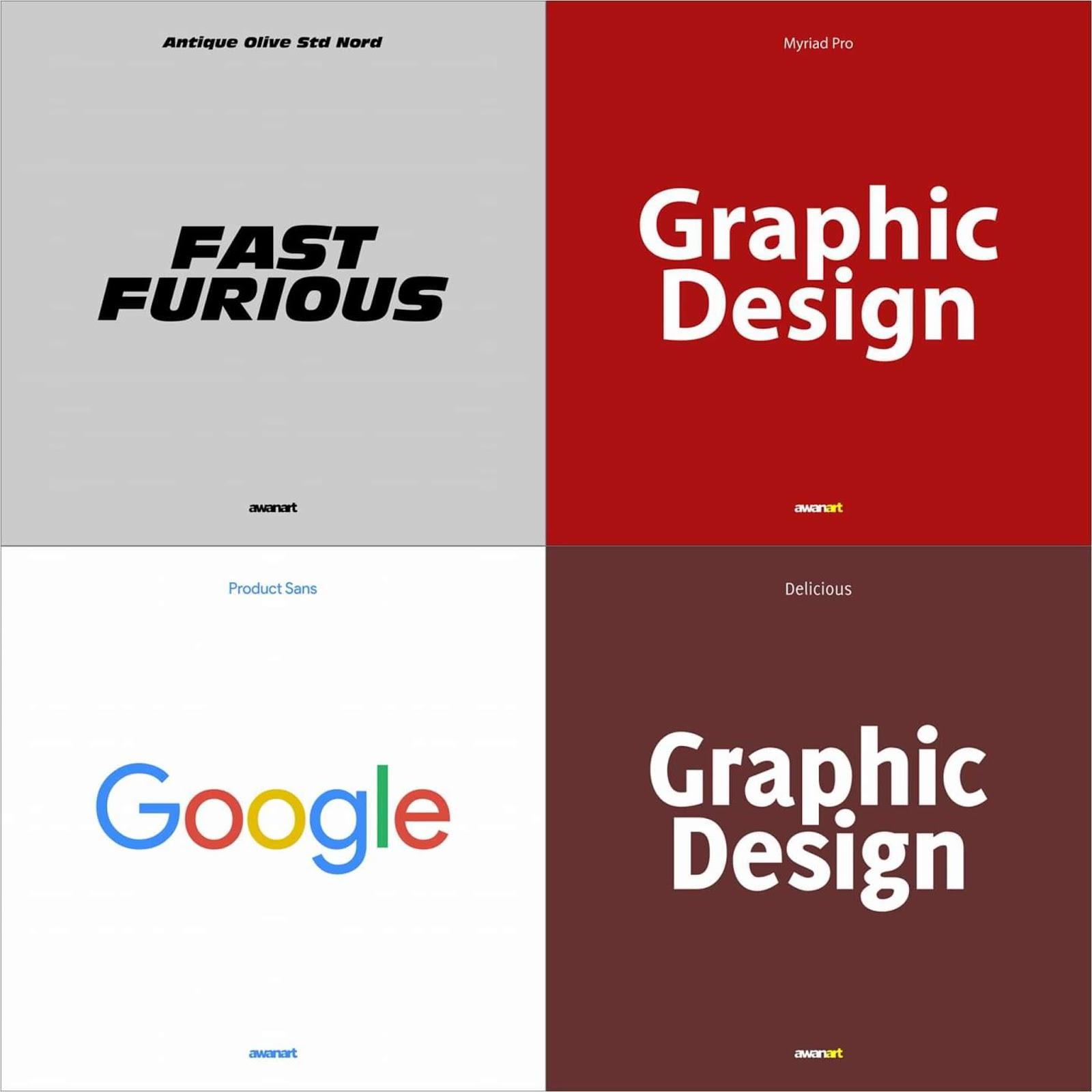 16 Font Online Keren Untuk Desain Kamu