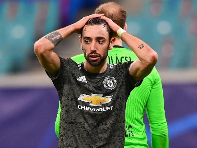 Manchester United Tersingkir dari Champion League!