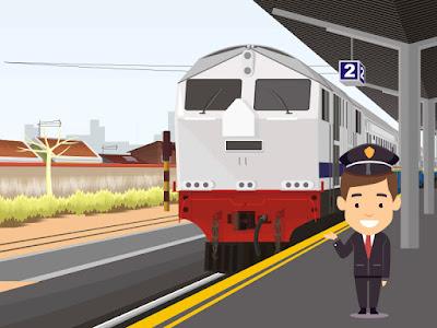 Hanya Bisa Online, Berikut Cara Pesan Tiket Kereta Jakarta Bandung Saat New Normal
