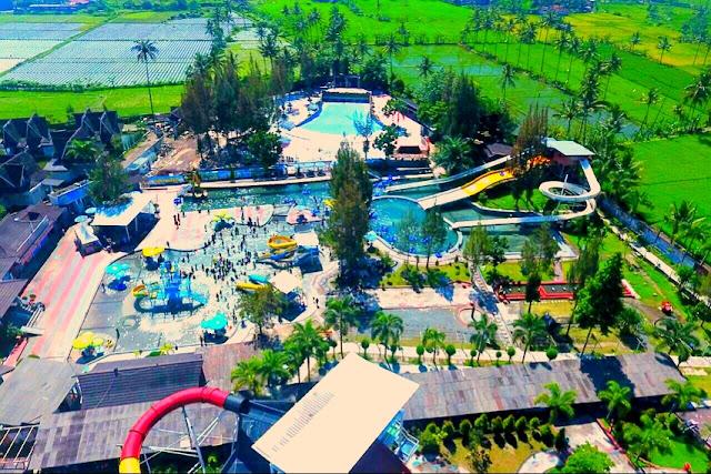 Taman Air Sabda Alam Garut