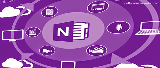 outlook iniciar sesion - onenote