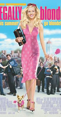 Review Film Legally Blonde, pelajaran hidup penting
