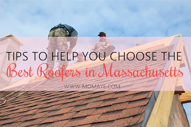 best roofers in Massachusetts, home, home improvement, home maintenance tips