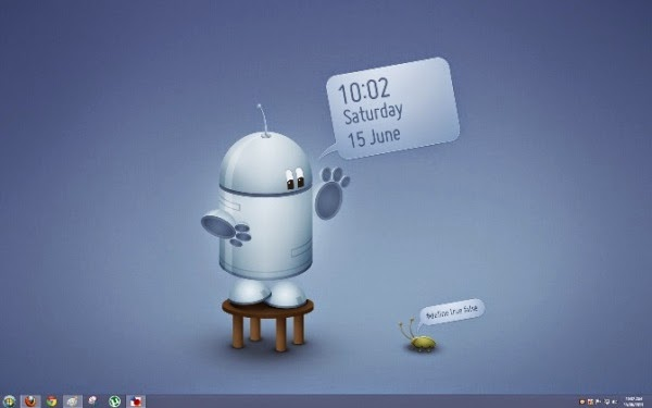 Unduh 87+ Wallpaper Animasi Robot HD Terbaru