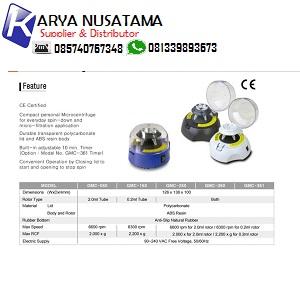 Supplier Micro Centrifuge GMC-361 Original di Pemalang