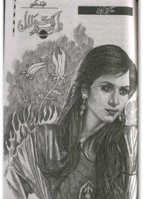 Dil Eik Shehar E Malal Novel Complete By Atiqa Malik Pdf Free Download