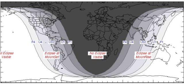 Partial Lunar Eclipse May 26, 2021 in India