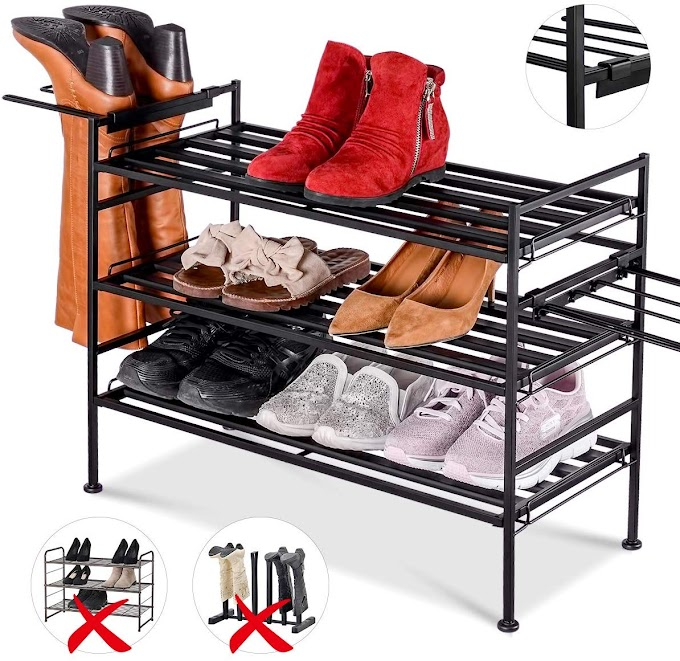 Stackable Shoe Rack  30%OFF