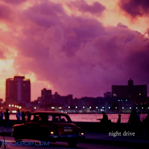 xxiuk – night drive – Single