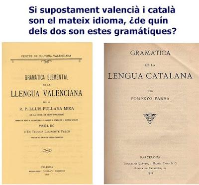 gramàtica, valencià, català