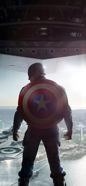captain america full hd wallpaper