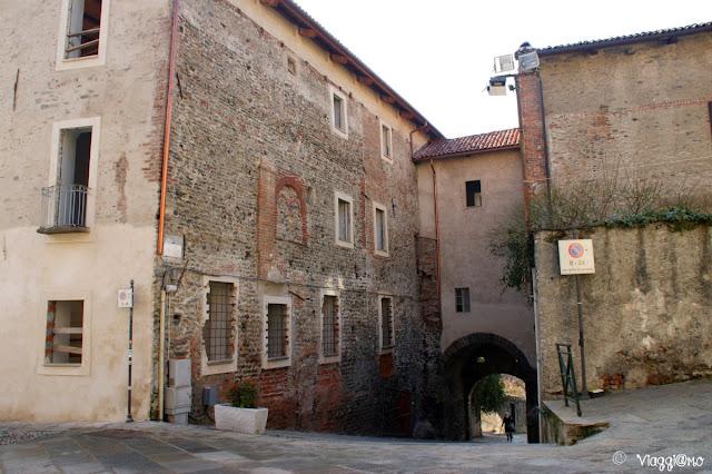 Una delle porte di accesso al centro storico di Avigliana