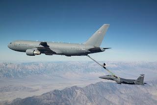 Pesawat Tanker Boeing  KC-46A Pegasus