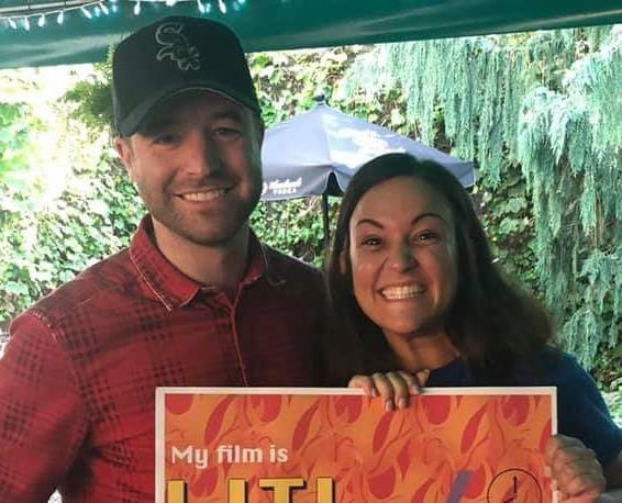 FunMill Films founders Josh Miller and Kinsley Funari