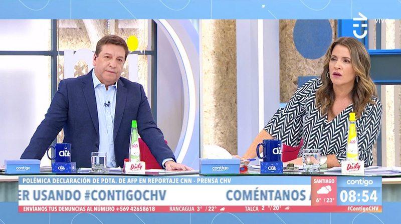 Lo que no se ve de los debates de Monserrat Álvarez y JC Rodríguez