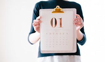 Calendarios 2020 para imprimir ¡gratis!