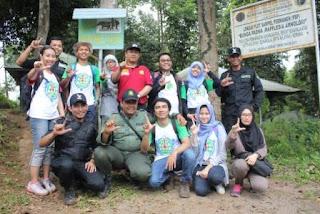 YLCCC TNBBS Lampung 2017