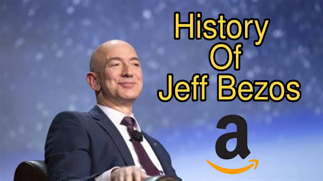 History Of Riches Man Jeff Bezos Image