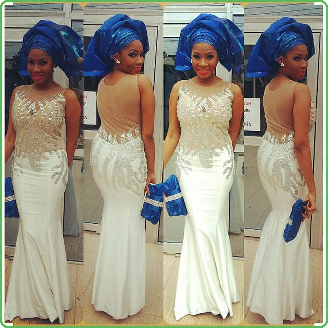 Top 10 Beautiful Ankara Dress 2016 - #1 Nigeria Style Blog