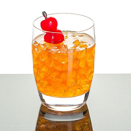 The Test Pilot Cocktail