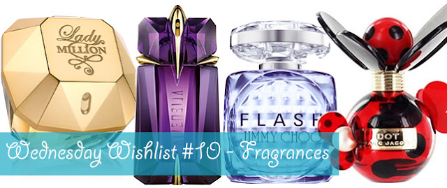 Fragrance wish list