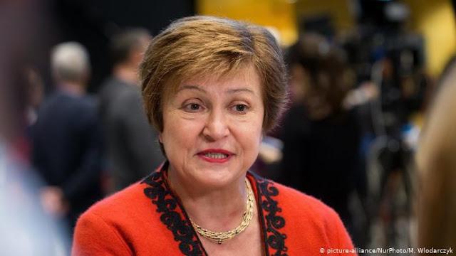 Кристалина Георгиева е одобрена за управляващ директор на МВФ