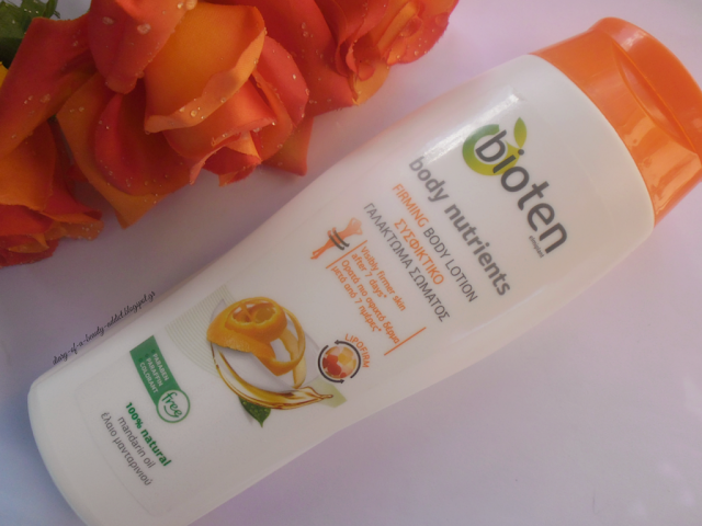 Bioten Firming Body Lotion : Review