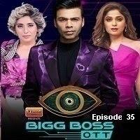 Bigg Boss OTT (2021 EP 35) Hindi Season 1 Watch Online Movies