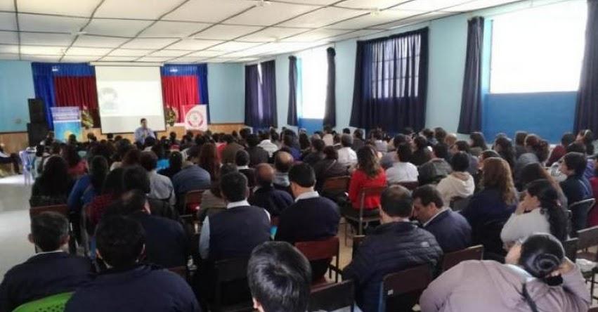 FONDEP en encuentro provincial de innovación educativa - www.fondep.gob.pe