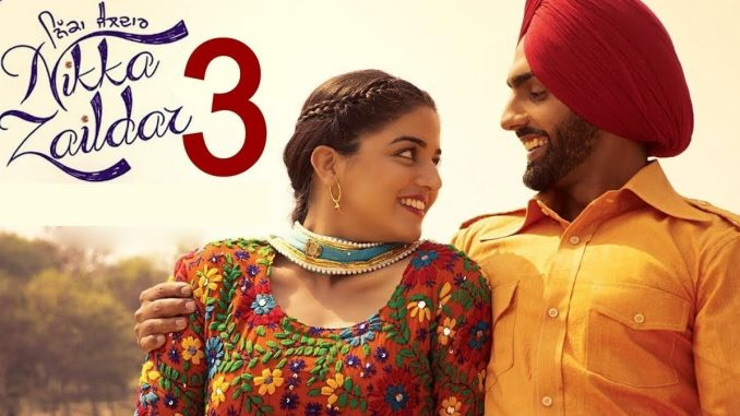 Nikka Zaildar 3 Full movie Download HD