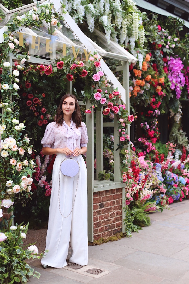 chicwish, aspinal of london, the ivy chelsea garden,