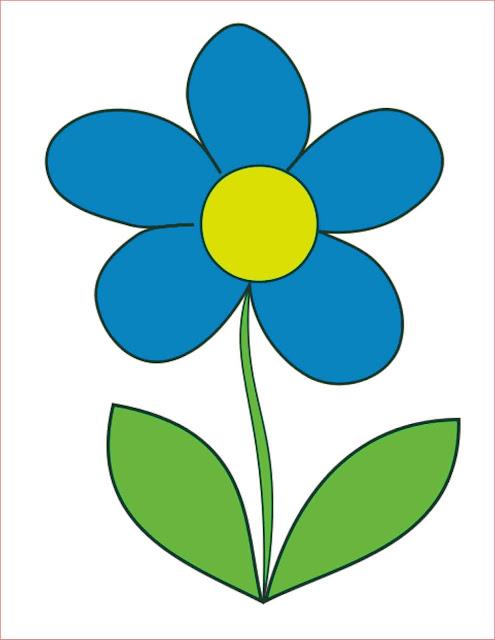 gambar-bunga-sederhana