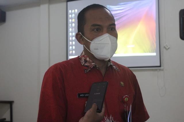 Asisten II Jabat Plt Kepala Dinas Kesehatan Sinjai