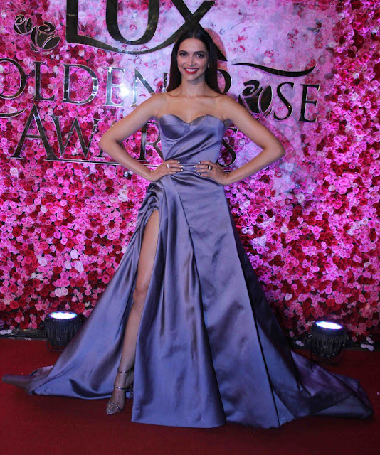 Deepika padukone at lux rose award 2016 photos