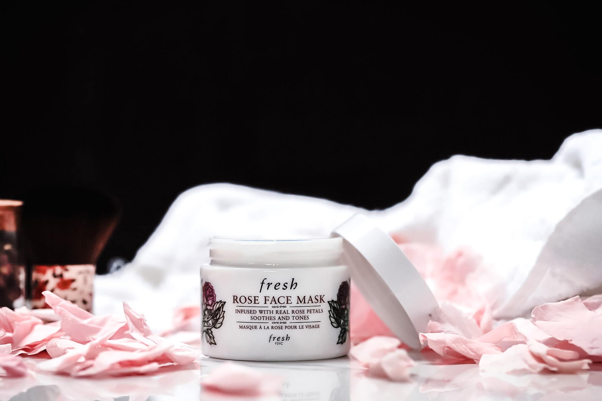 Fresh Masque à la Rose Visage