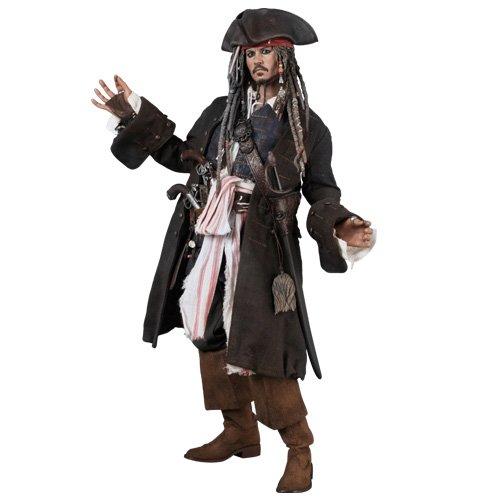 Johnny Depp as Captain Jack Sparrow - Pirates of the Caribbean