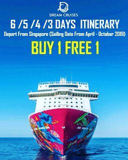 GENTING DREAM PLANING 2019 CRUISE HOLIDAYS