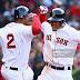 #MLB: Medias Rojas superan a los Rangers para hilar su cuarta victoria