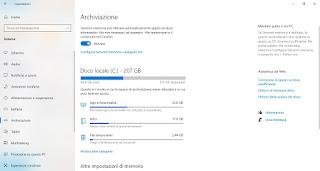 Sensore Windows