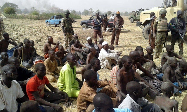 43 boko haram fighters moved gombe rehabilitation